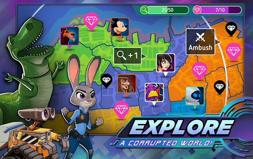 Disney Heroes: Battle Mode 2.6.11 screenshots 12