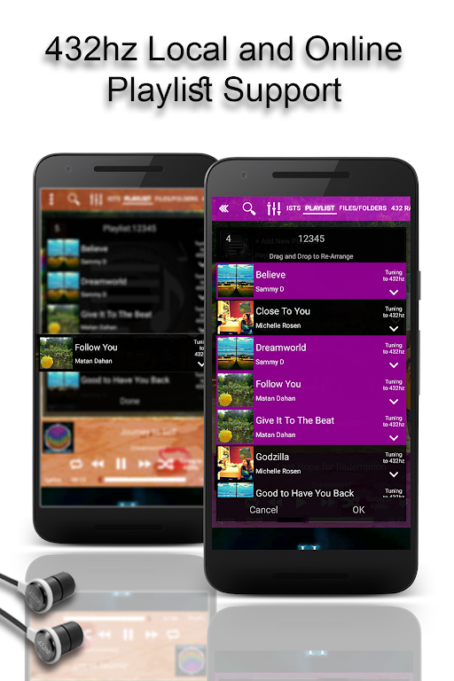 432 Player Pro - Lossless 432hz Audio Music Player – Apps on Google Play poster 5