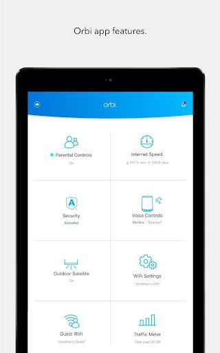 NETGEAR Orbi u2013 WiFi System App screenshots 16