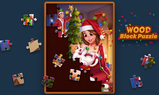 Jigsaw Puzzles - Block Puzzle (Tow in one) 14.0 screenshots 21