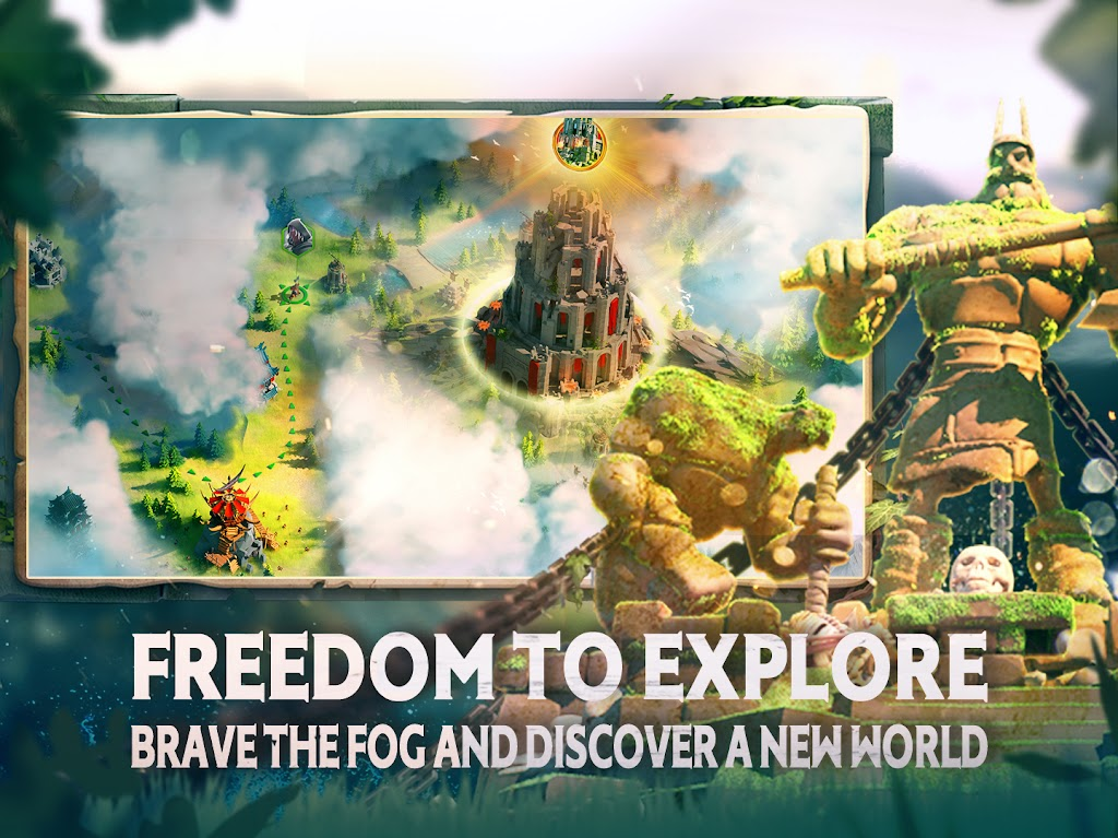 Rise of Kingdoms: Lost Crusade poster 12