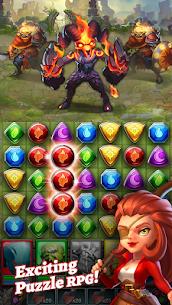Dragon Strike: Puzzle RPG App Download For Pc (Windows/mac Os) 1