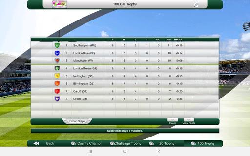 Cricket Captain 2020 1.0 Screenshots 15