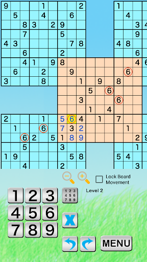 Samurai Sudoku 5 Small Merged 1.6.1 screenshots 3