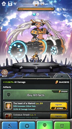 Monster Warlord apktram screenshots 6