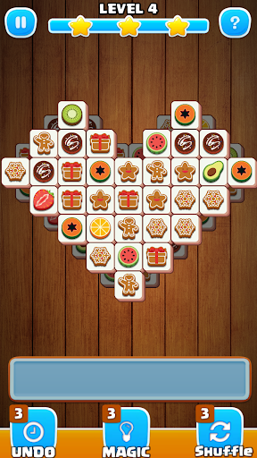 Tile Match Sweet - Classic Triple Matching Puzzle  screenshots 14