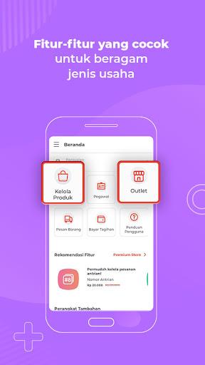 POS Qasir: Aplikasi Kasir Online untuk Semua Usaha  Screenshots 1
