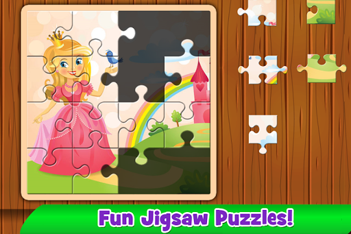 Fun Kids Jigsaw Puzzles for Toddlers apkdebit screenshots 23