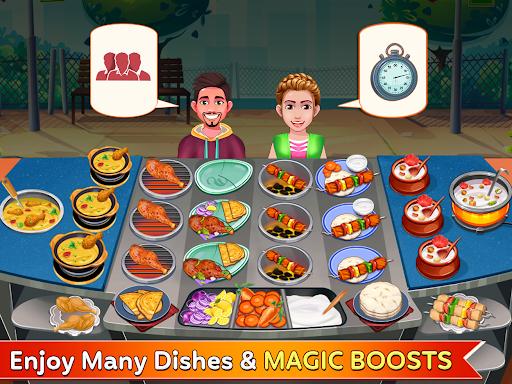 Cooking Corner - Chef Food Fever Cooking Games 2.1 screenshots 11