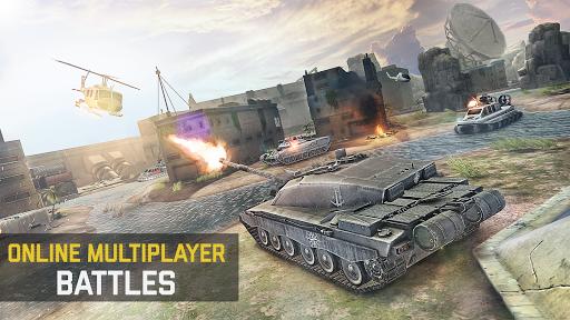 Massive Warfare: Helicopter vs Tank Battles screenshots 5