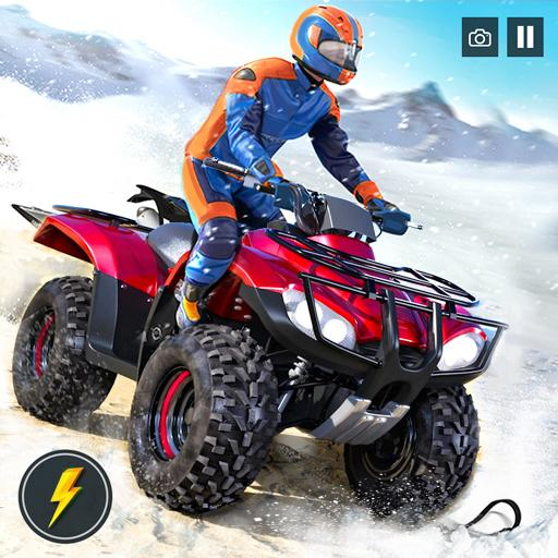 Snow Mountain ATV Bike Stunts 2020 New Racing Game