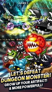 Endless Frontier MOD (Unlimited Money) 5