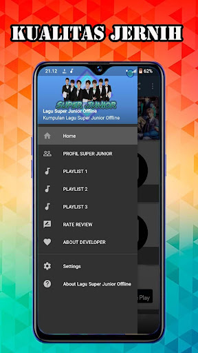 lagu super junior mp3 offline - best album screenshot 2