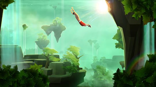 Sky Dancer Run – Running Game 4