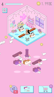 Purrfect Cats -Cats are the Best- 1.0.4 APK + Мод (Unlimited money) за Android