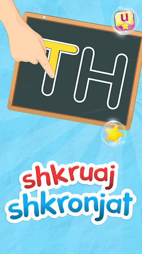 Shkruaj Shkronjat e Alfabetit Shqip 1.1.3 screenshots 1