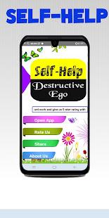 Self Help and The Destructive Ego