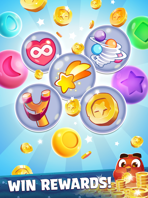 Angry Birds Dream Blast - Bubble Match Puzzle  poster 20