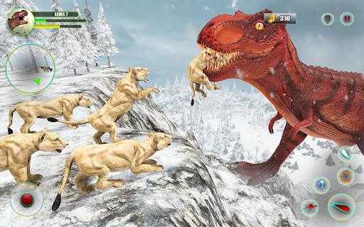 Dinosaur Games Simulator Dino Attack 3D  screenshots 5