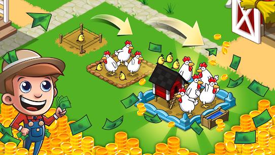 Idle Farming Empire 1.42.0 Apk + Mod 3