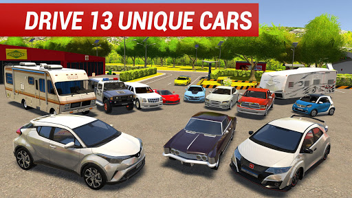 Roundabout 2: A Real City Driving Parking Sim 1.4 Screenshots 5