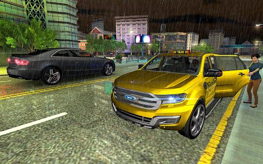 Taxi Game Free u2013 Taxi Driver 3D: Simulator Game  screenshots 1