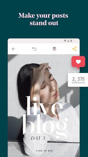 Over: Graphic Design, Photo Editor & Logo Maker  Screenshots 4
