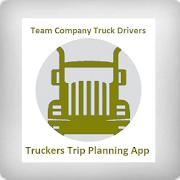 Truckers Trip Planning App (Team Company Drivers)