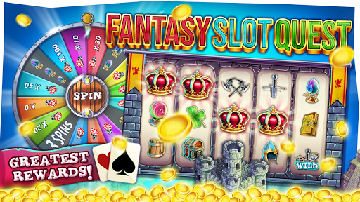 Fantasy Slot Quest u2013 Thrilling Casino Adventure  Screenshots 1