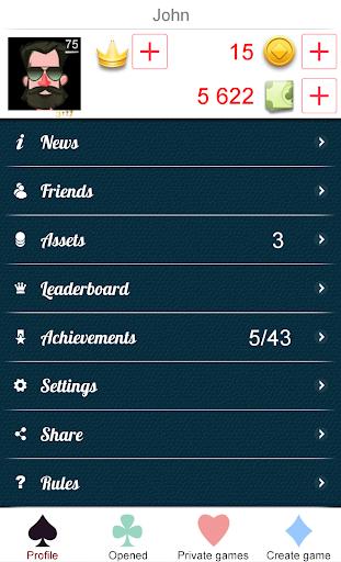 Mau Mau Online 1.2.1 screenshots 5