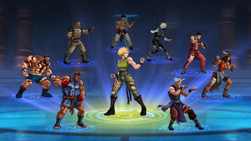 Mortal battle: Fighting games screenshots 7