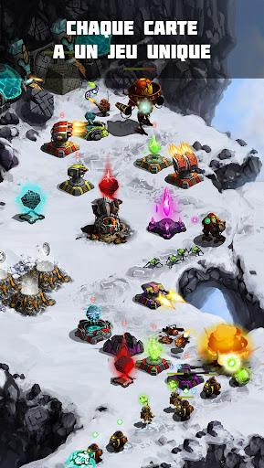 Télécharger Ancient Planet Tower Defense Offline APK MOD (Astuce) screenshots 2