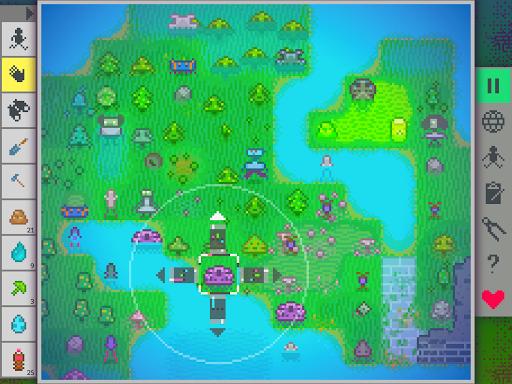 Code Triche Vilmonic - Évolution d'une Vie de Pixels APK MOD (Astuce) screenshots 2