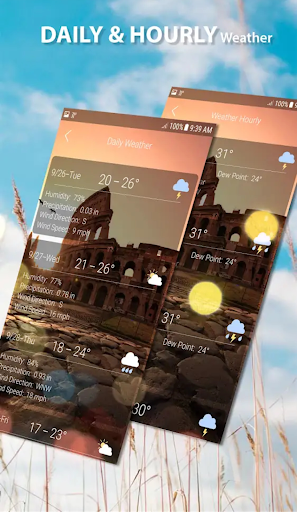 Weather Forecast 2020 - Live Weather 10.1.1 Screenshots 3