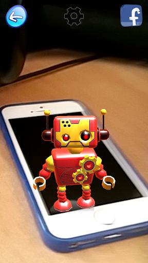 RoboTalking robot pet that listen and speaks 0.2.5 screenshots 13