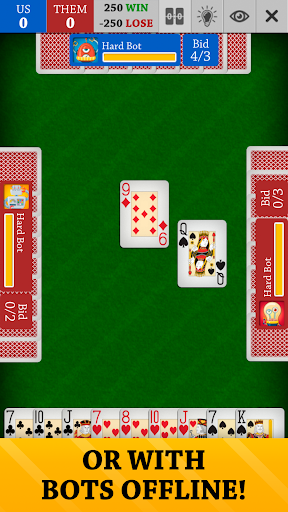 Spades Free: Online and Offline Card Game 3.1.3 3