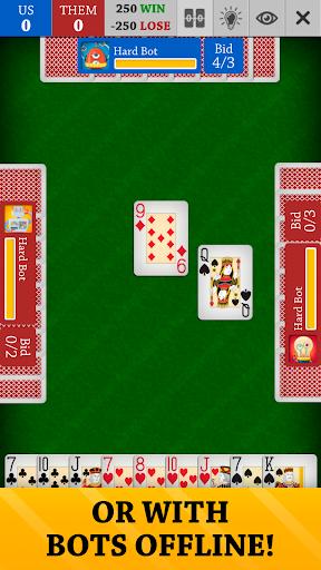 Spades Free: Online and Offline Card Game 3.2.0 screenshots 3