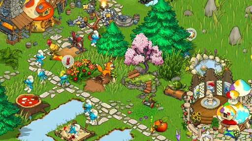 Smurfs and the Magical Meadow 1.11.0.2 Screenshots 8