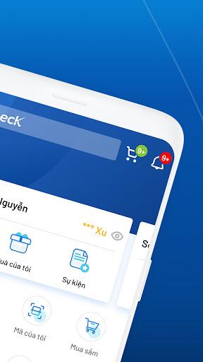 iCheck Social - Mu1ea1ng xu00e3 hu1ed9i su1ea3n phu1ea9m vu00e0 tiu00eau du00f9ng apktram screenshots 2