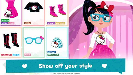 Hello Kitty Fashion Star 2.4 Screenshots 5