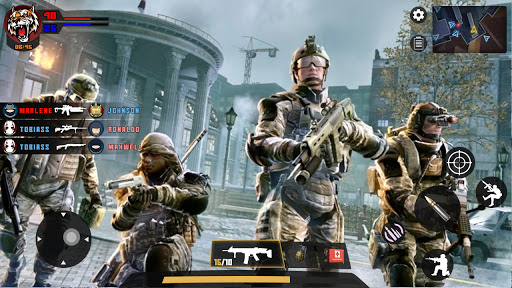 Black Ops SWAT - Offline Action Games 2021 1.0.5 Screenshots 3