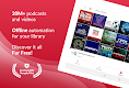 screenshot of Podcast App: Free & Offline Podcasts by Player FM