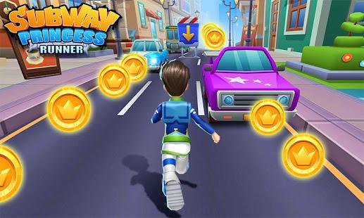 Image For Subway Princess Runner Versi 5.3.4 5