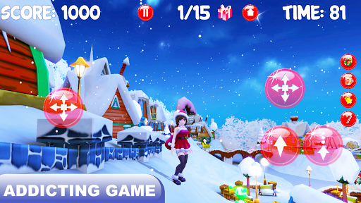 Super Gift Girl Adventure Game apktram screenshots 13