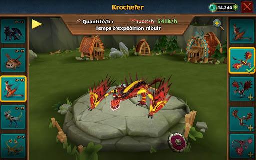 Télécharger Dragons : L'Envol de Beurk APK MOD (Astuce) screenshots 6