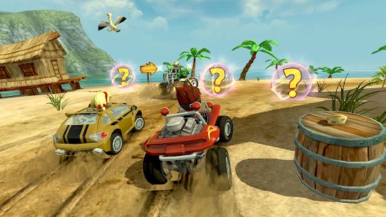 Beach Buggy Racing MOD (Unlimited Money) 10