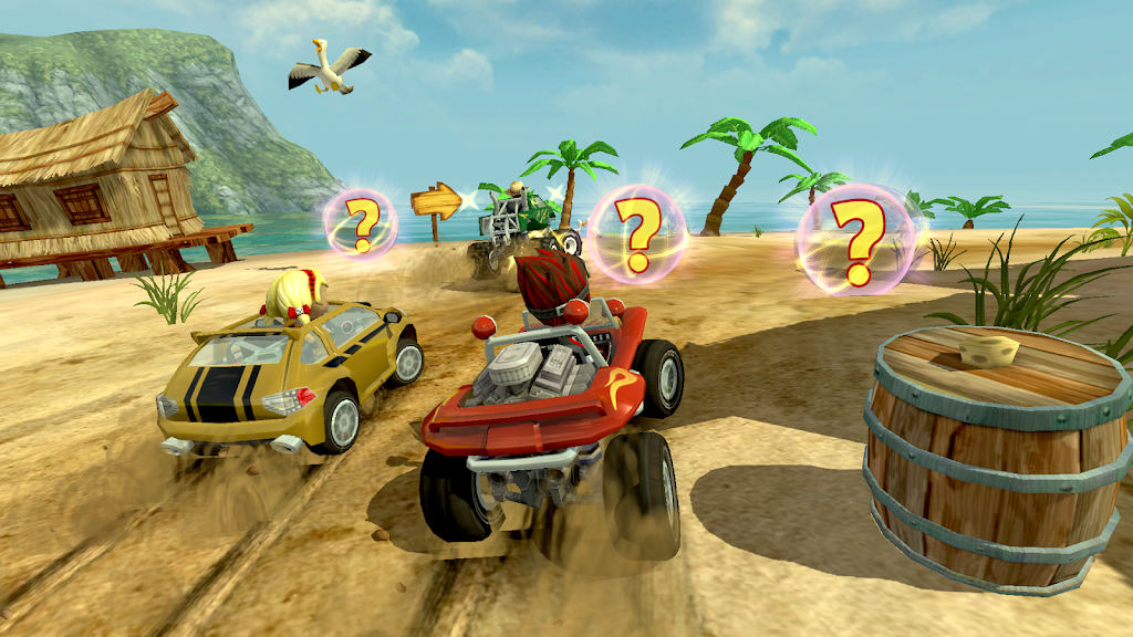 Beach Buggy Racing poster 9
