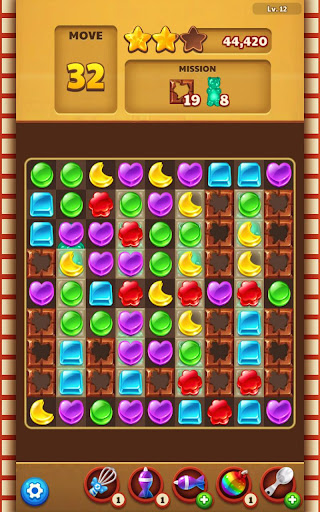Jelly Drops - Free Puzzle Games 4.5.0 screenshots 9