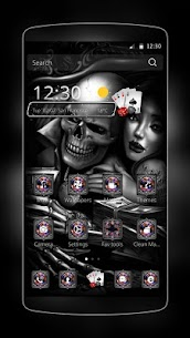 Death Girl Black Skull 1.1.9 Mod APK Download 1