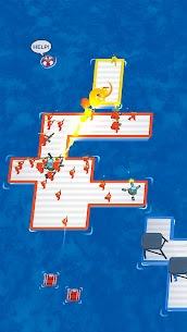 War of Rafts Mod Apk: Crazy Sea Battle (Unlimited Money) 1